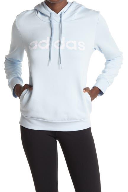 Image of adidas Logo Printed Hoodie