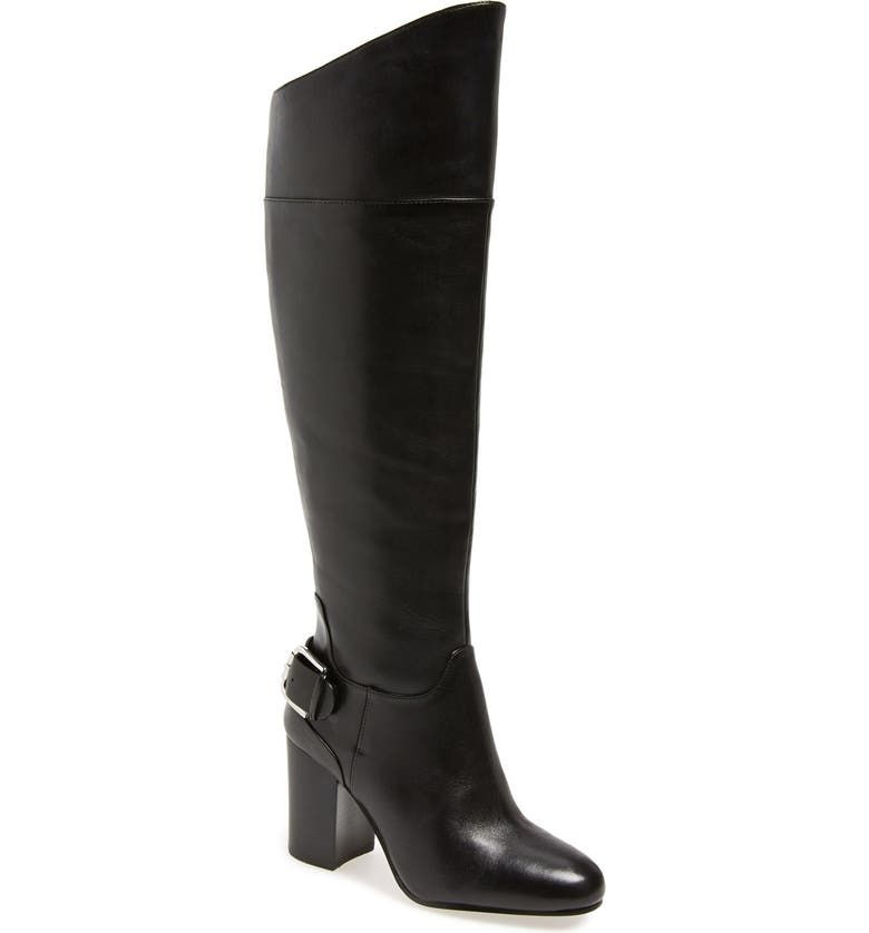 VINCE CAMUTO 'Sidney' Riding Boot, Main, color, 001