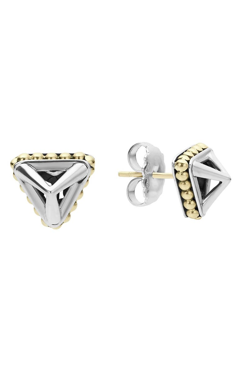 LAGOS KSL Pyramid Stud Earrings