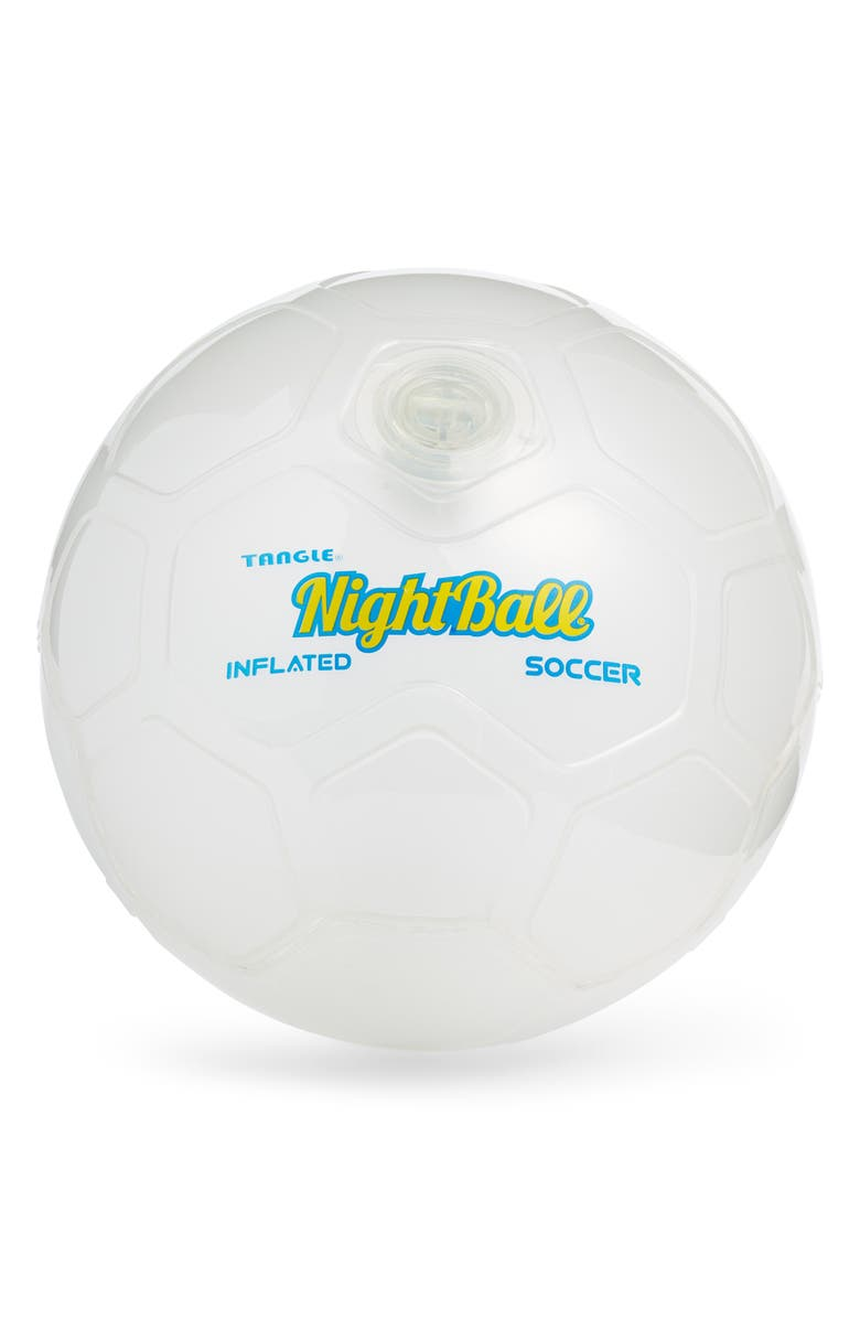 TANGLE NightBall Soccer Ball, Main, color, 100