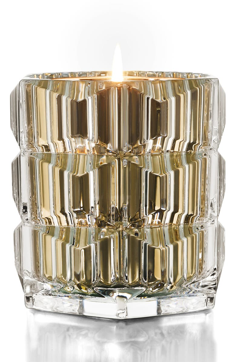 BACCARAT Heritage Rouge 540 Lead Crystal Candle, Main, color, ROUGE 540