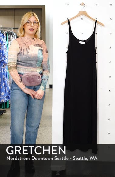 The Twisted Maxi Dress, sales video thumbnail