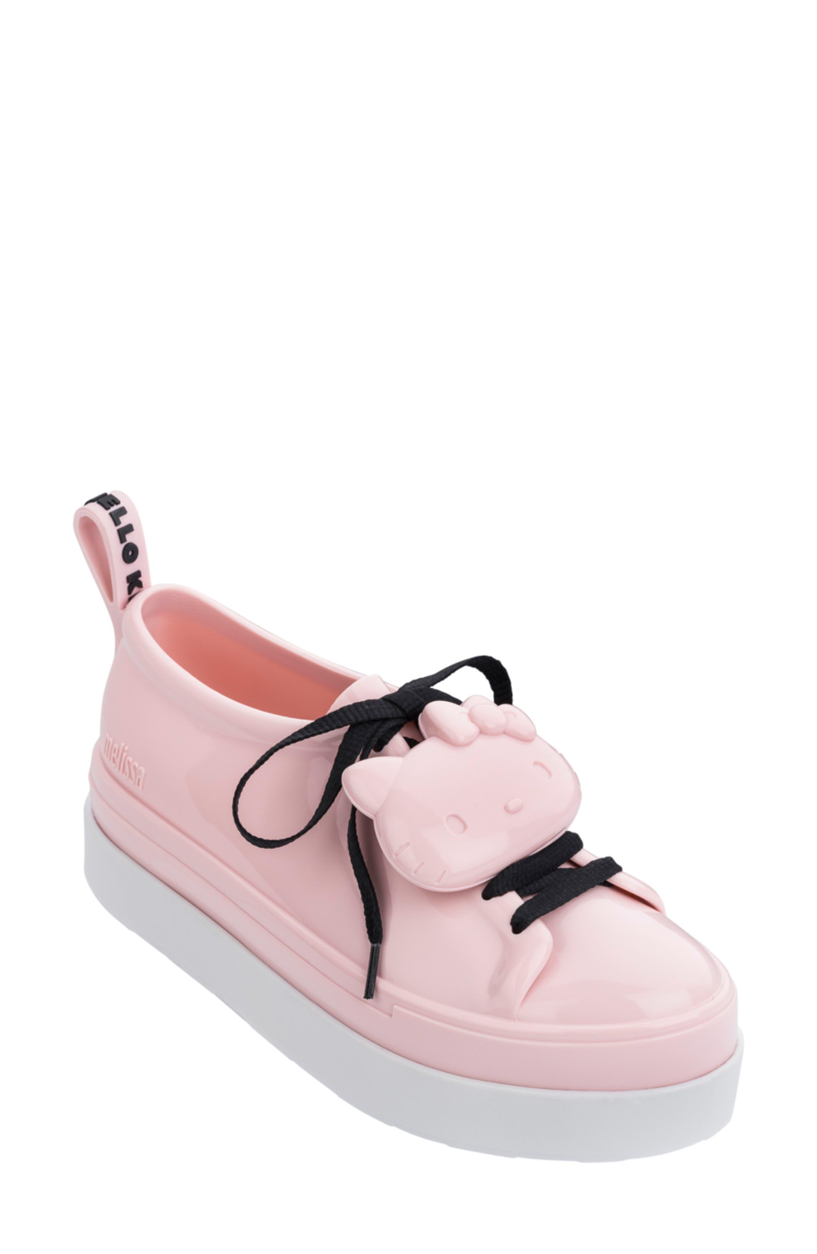 Melissa Hello Kitty Sneaker, Pink