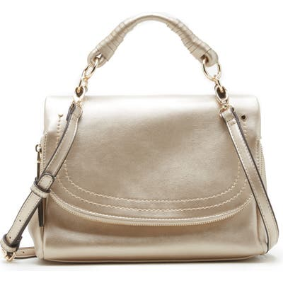 Sole Society Rubie Faux Leather Crossbody Bag -