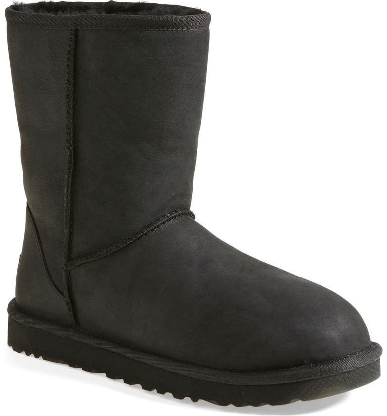 bbafa87111c 'Classic Short' Leather Water Resistant Boot