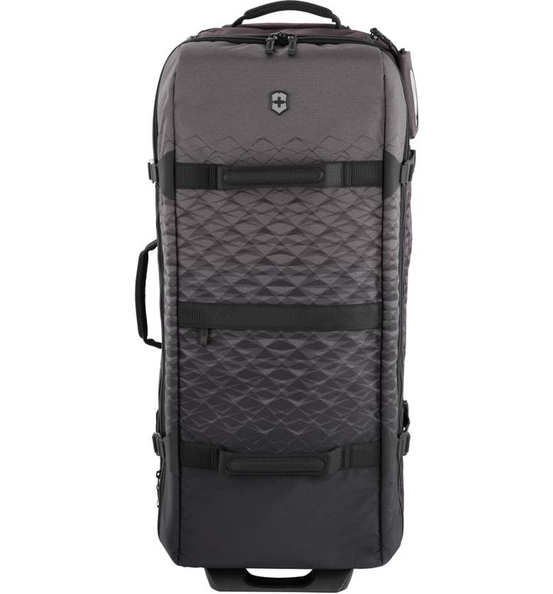 VICTORINOX SWISS ARMY<SUP>®</SUP> VX Touring Extra Large 33-Inch Wheeled Duffle Bag, Main, color, ANTHRACITE