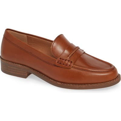Madewell The Elinor Loafer, Brown