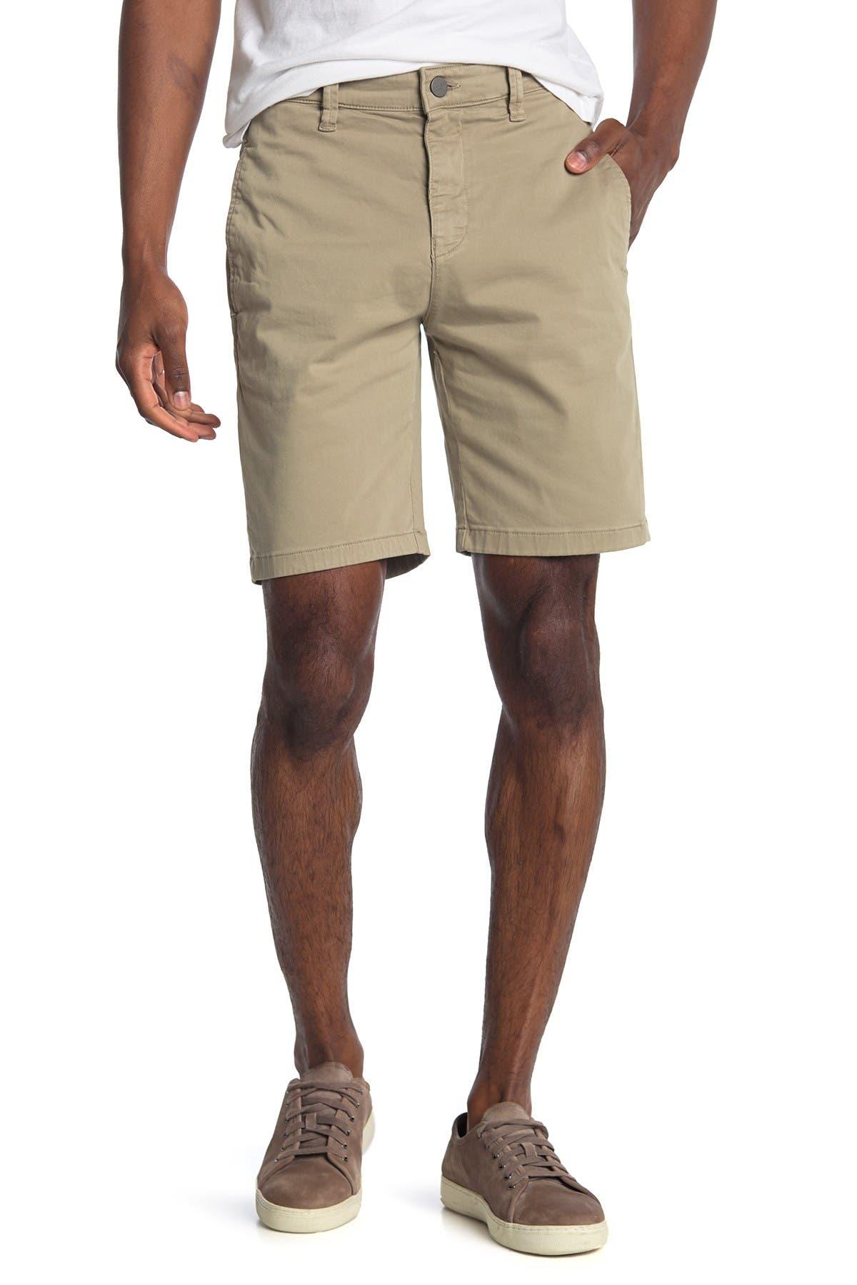 Image of 34 Heritage Nevada Stone Twill Shorts
