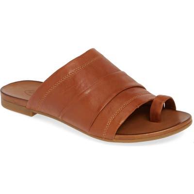 Sheridan Mia True Slide Sandal, Brown