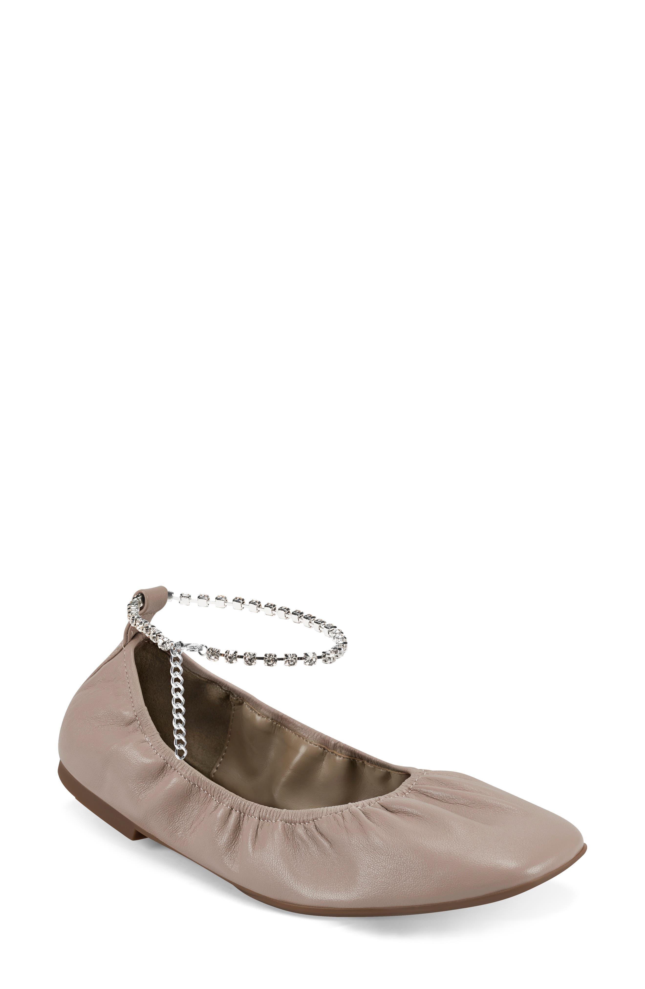 Rachie Anklet Ballet Flat