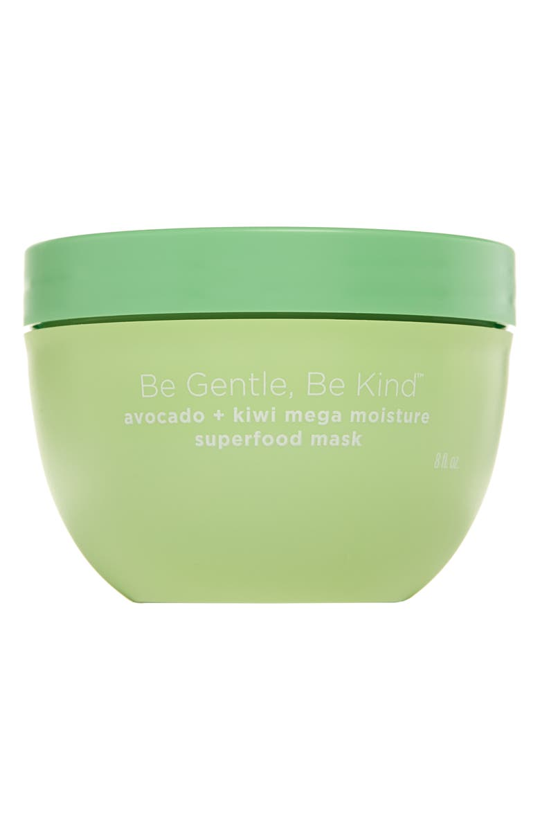 BRIOGEO Be Gentle, Be Kind Avocado + Kiwi Mega Moisture Superfood Mask, Main, color, 000