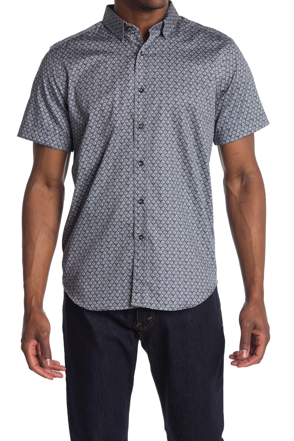 Image of Robert Graham Solano Printed Regular Fit Shirt
