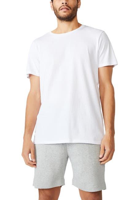 Image of Cotton On Waffle Jogger Shorts