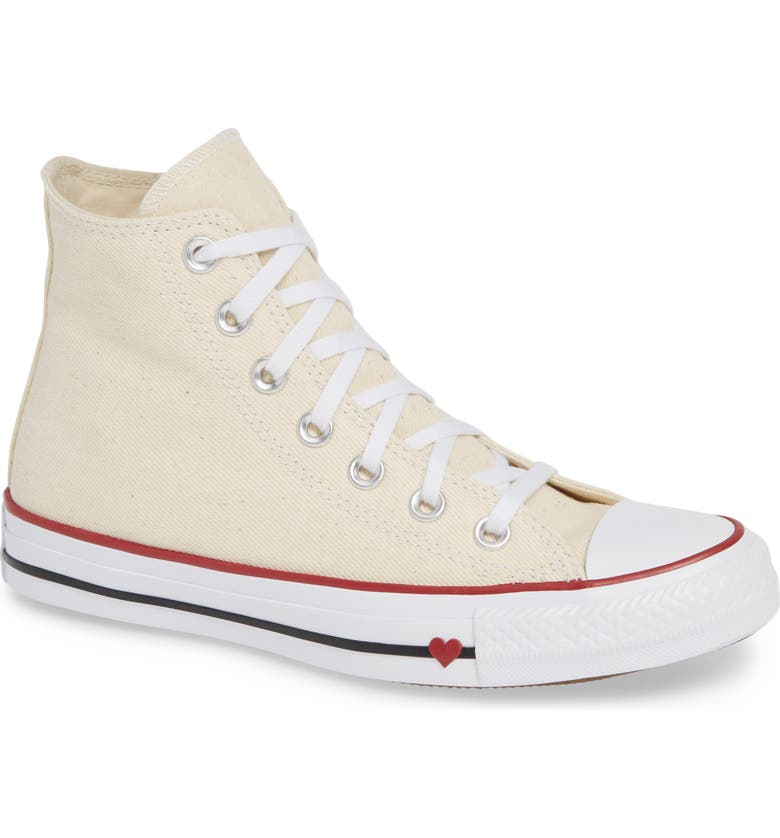 CONVERSE Chuck Taylor<sup>®</sup> All Star<sup>®</sup> High Top Sneaker, Main, color, 900