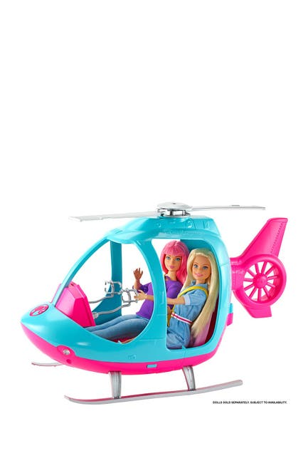 Image of Mattel Barbie(R) Dreamhouse Adventures Helicopter