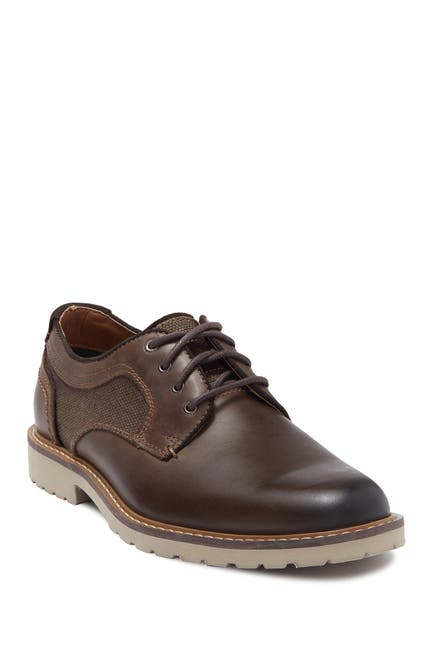 Image of Lucky Brand Malcom Leather Derby