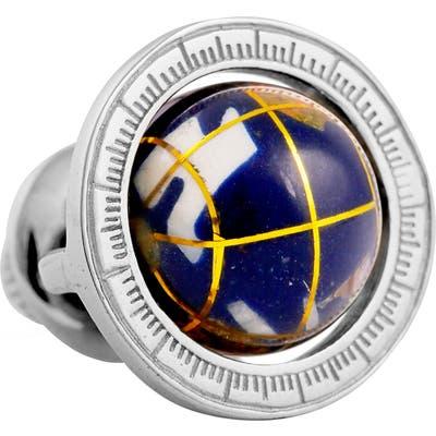 Tateosssian Globe Pin