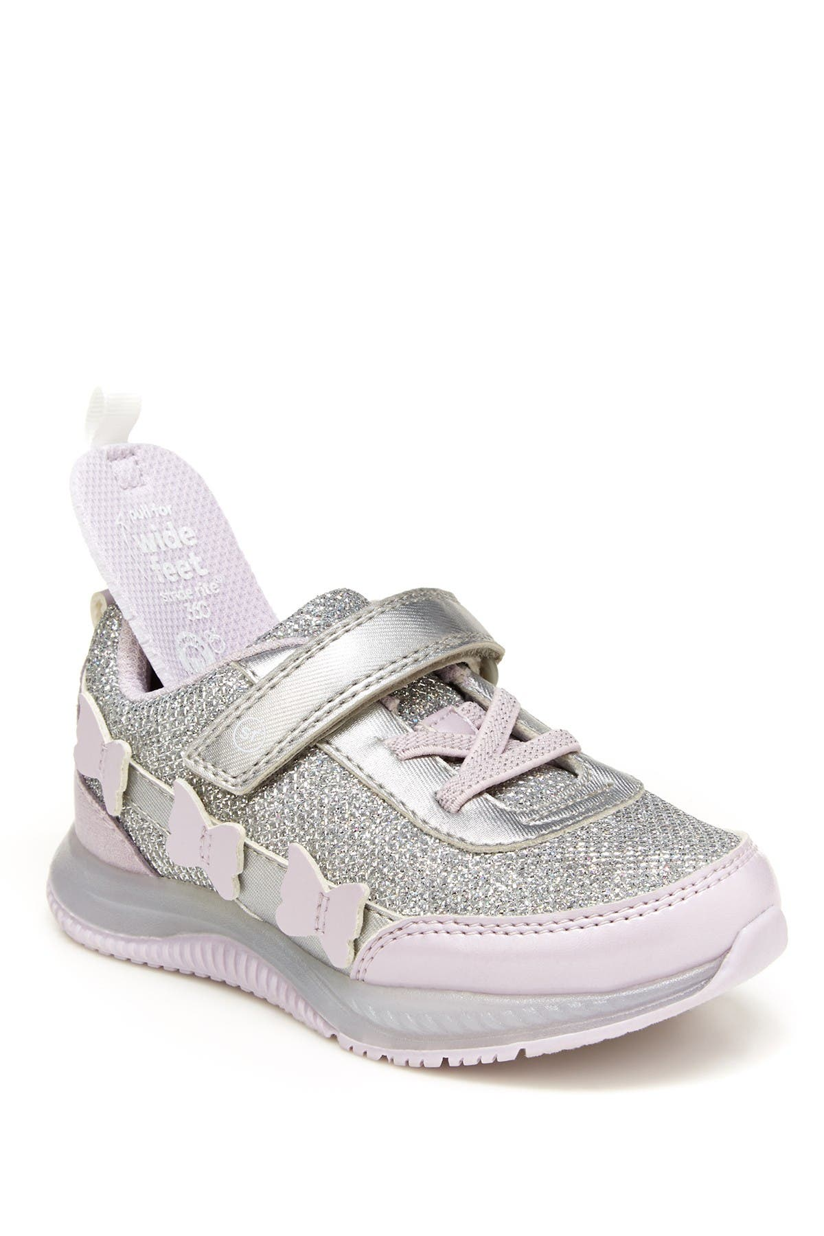 Image of Stride Rite Tinity Glitter Sneaker