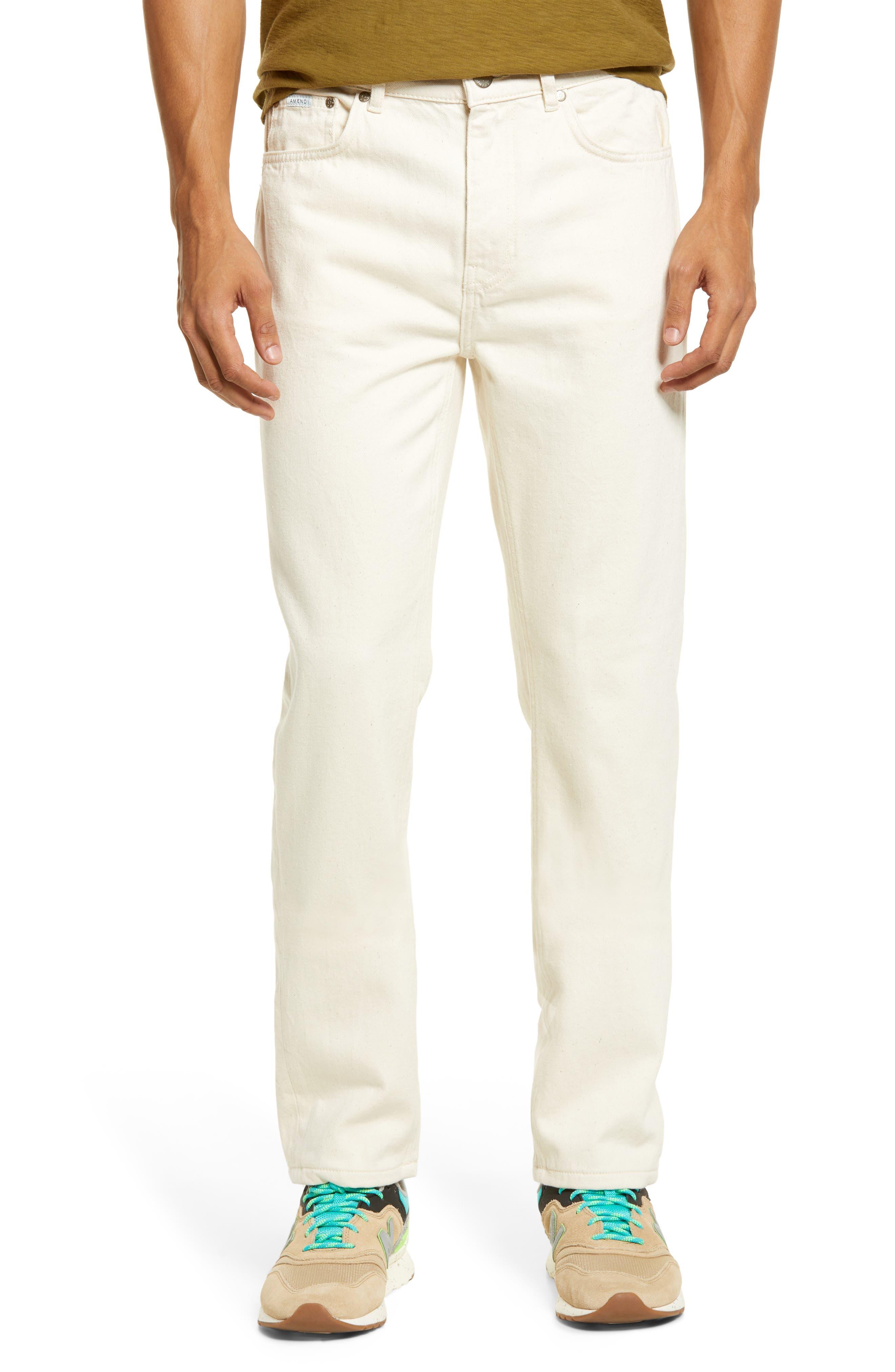 Men's Ake Slim Straight Leg Jeans