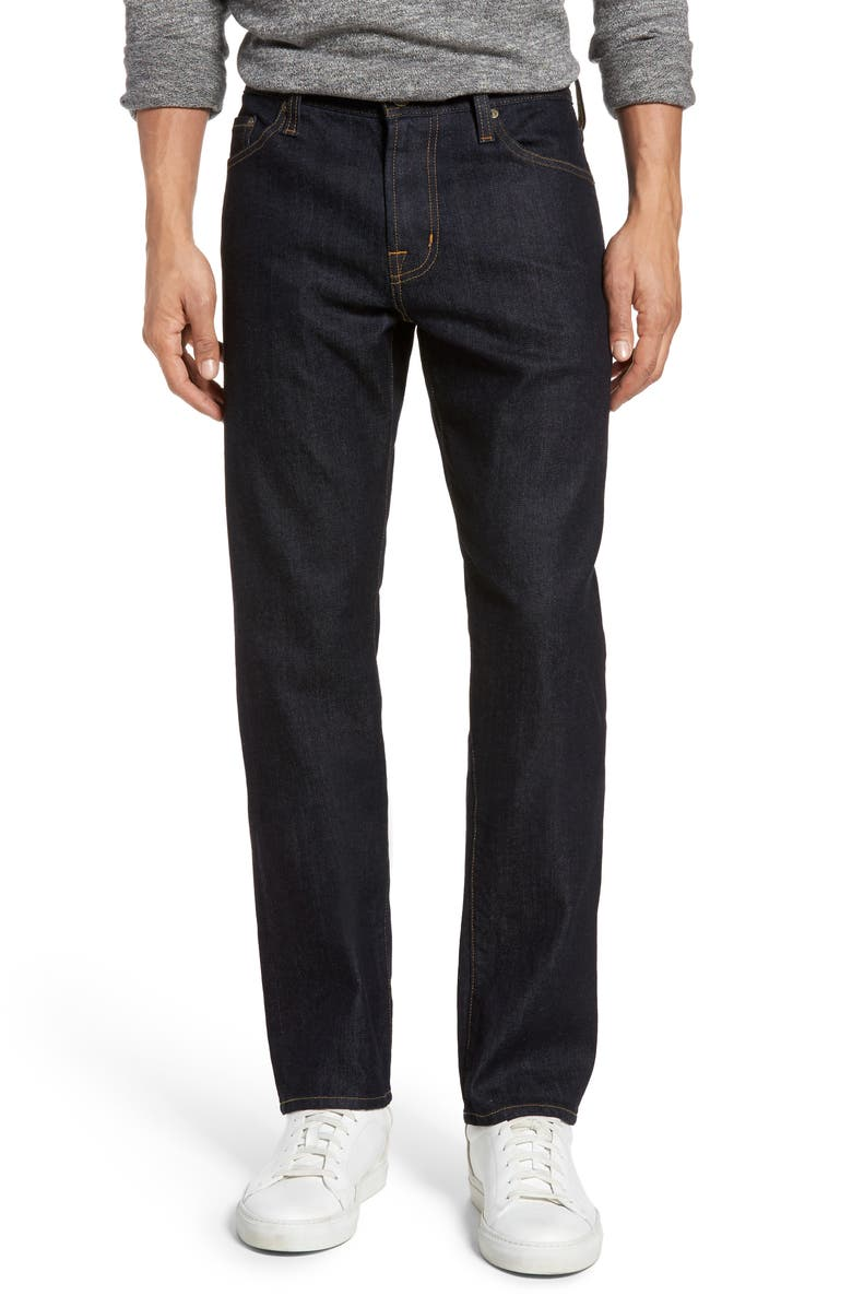 AG Everett Slim Straight Leg Jeans, Main, color, HIGHWAY