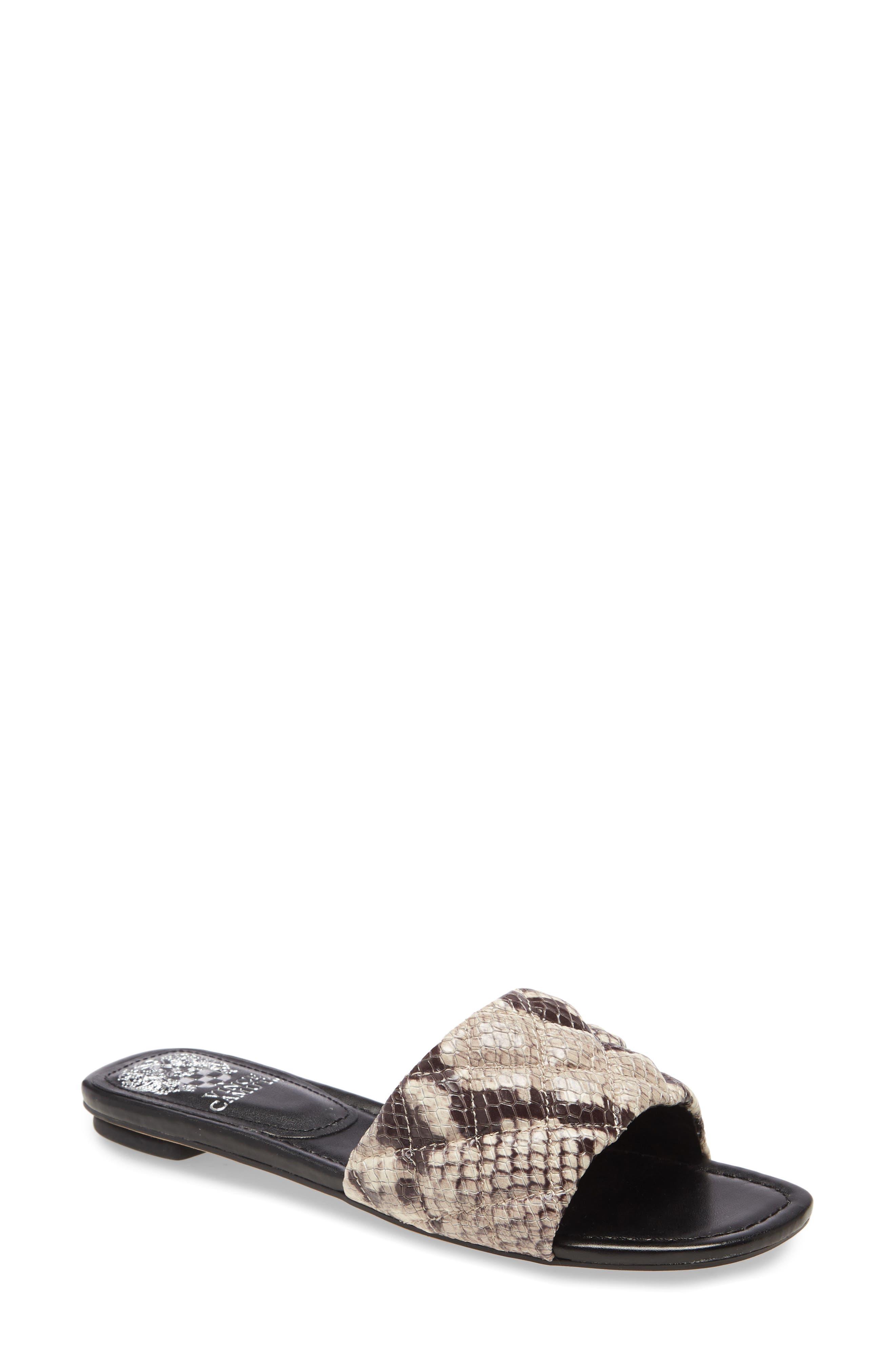 Women s Vince Camuto Pelisa Slide Sandal E599