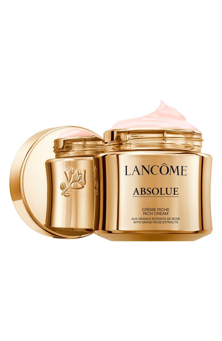 LANCÔME Absolue Revitalizing & Brightening Rich Cream, Main, color, NO COLOR