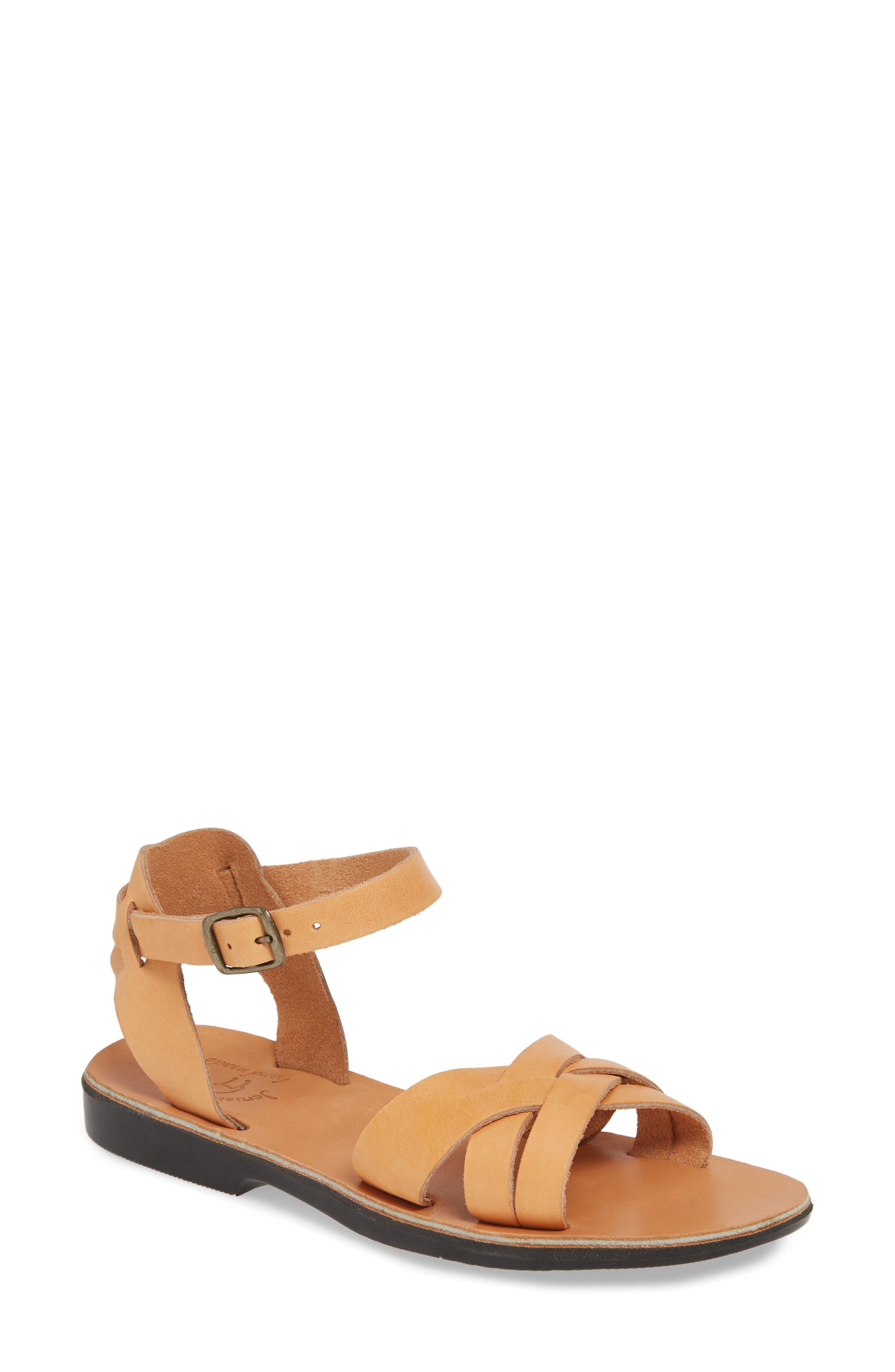 Chloe Ankle Strap Sandal
