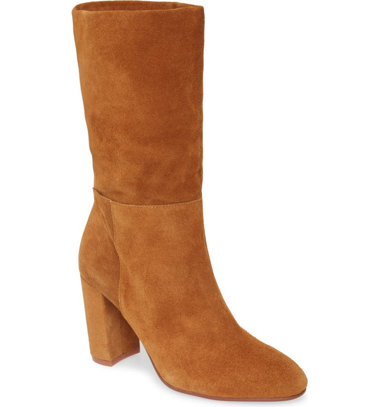CHINESE LAUNDRY Keep Up Boot, Main, color, HONEY BROWN SUEDE
