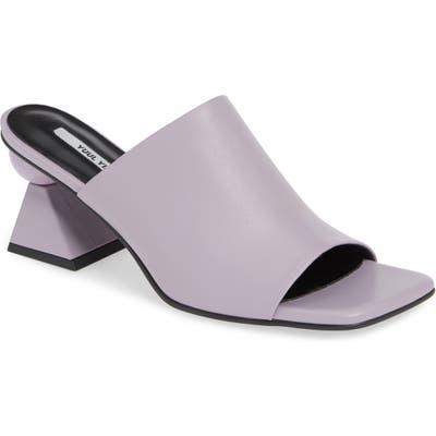 Yuul Yie Lowell Mule Sandal, Purple