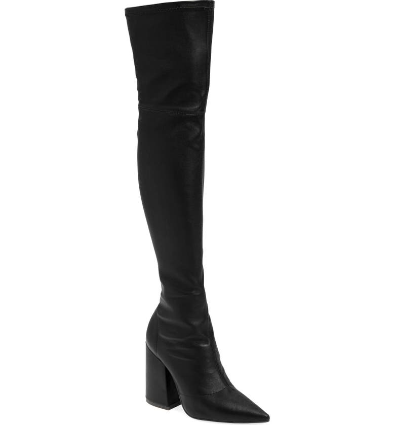 ALIAS MAE Ahlexis Over the Knee Boot, Main, color, 001