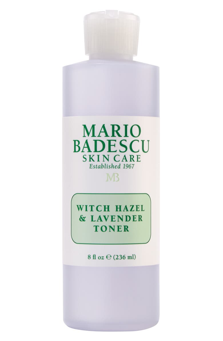 MARIO BADESCU Witch Hazel & Lavender Toner, Main, color, NO COLOR