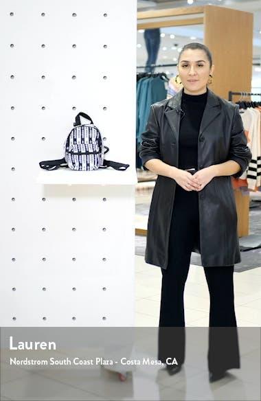 R.Y.V. Mini Backpack, sales video thumbnail
