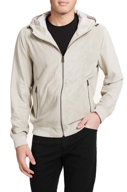 Levi's Hooded Bomber Jacket