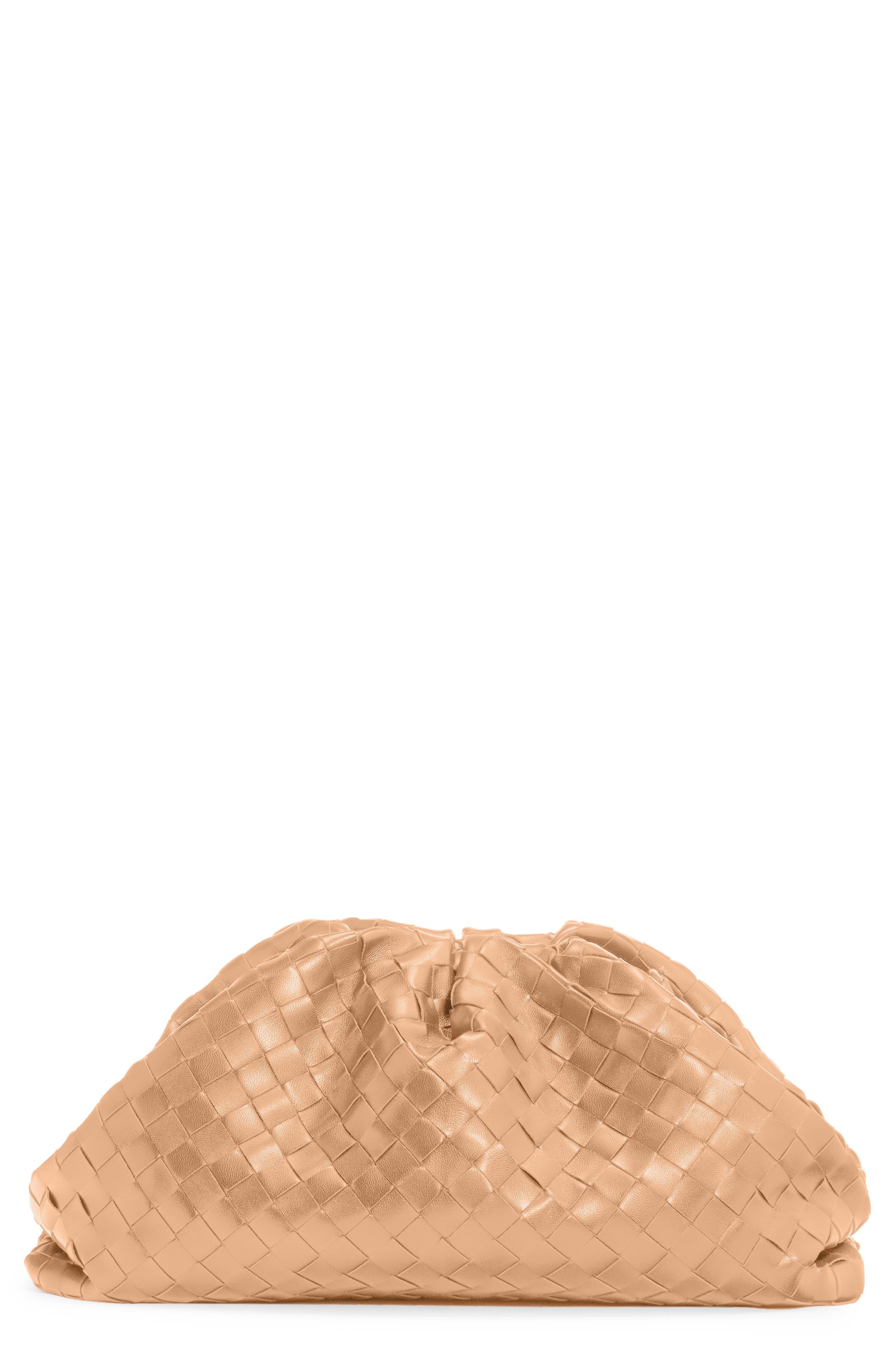 Bottega Veneta Intrecciato Leather Pouch | Nordstrom