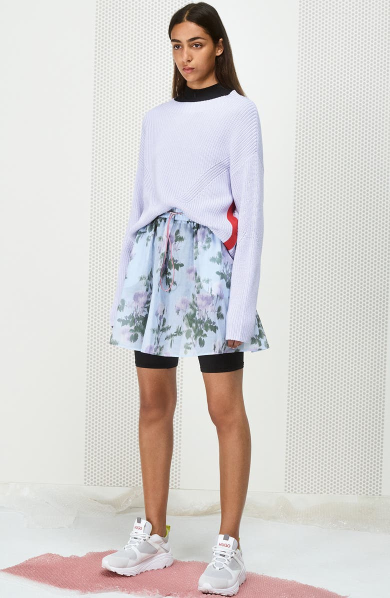 HUGO Sidina Sweater, Main, color, 528