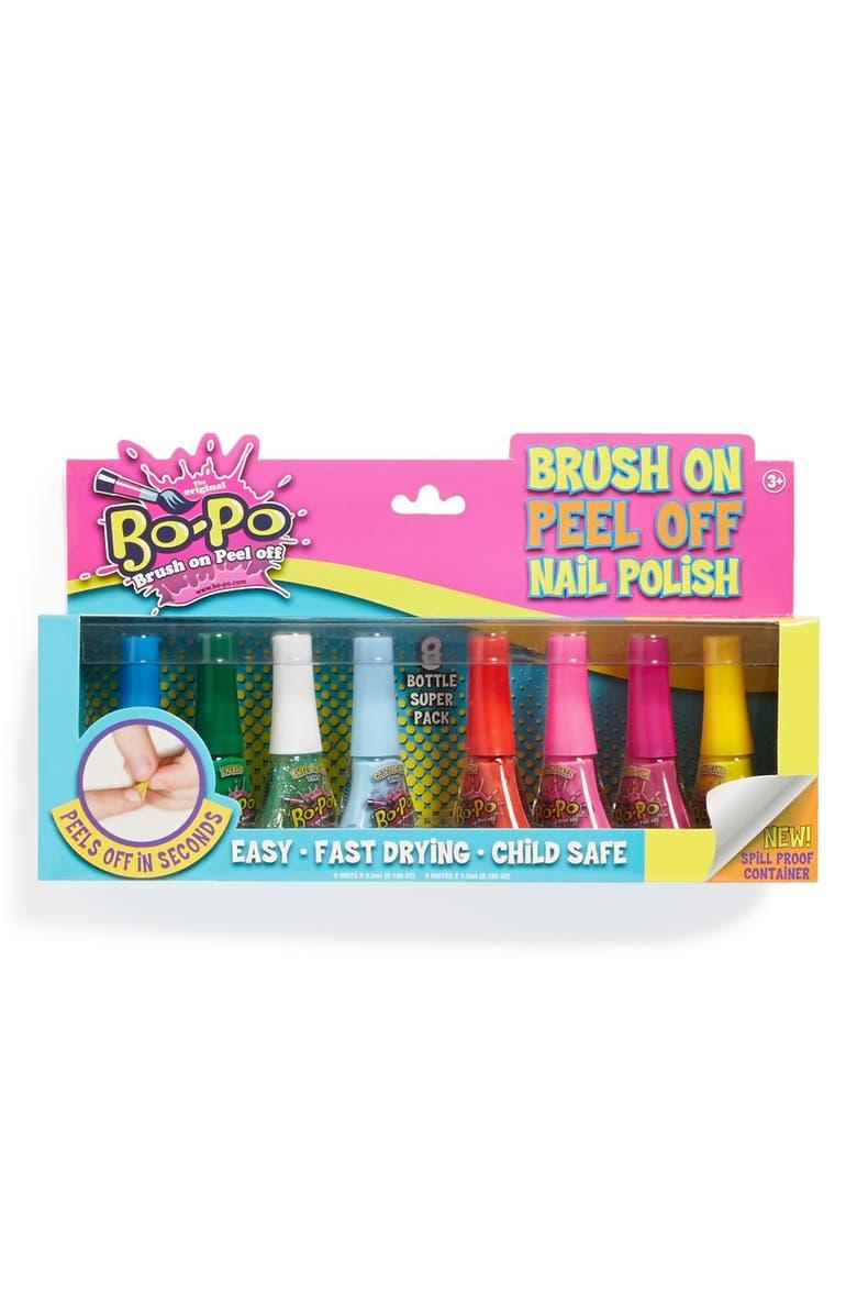 BO-PO Peel Off Nail Polish, Main, color, 000