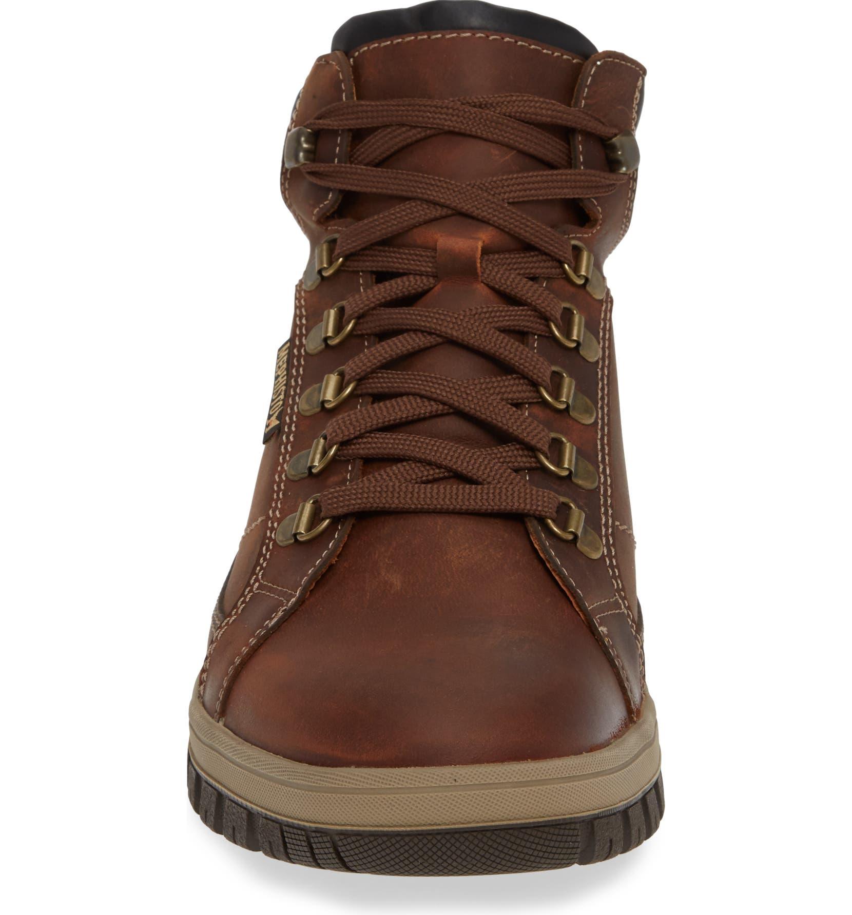 db98ca6050e9e6 Mephisto Pitt Mid Lace-Up Boot (Men)   Nordstrom