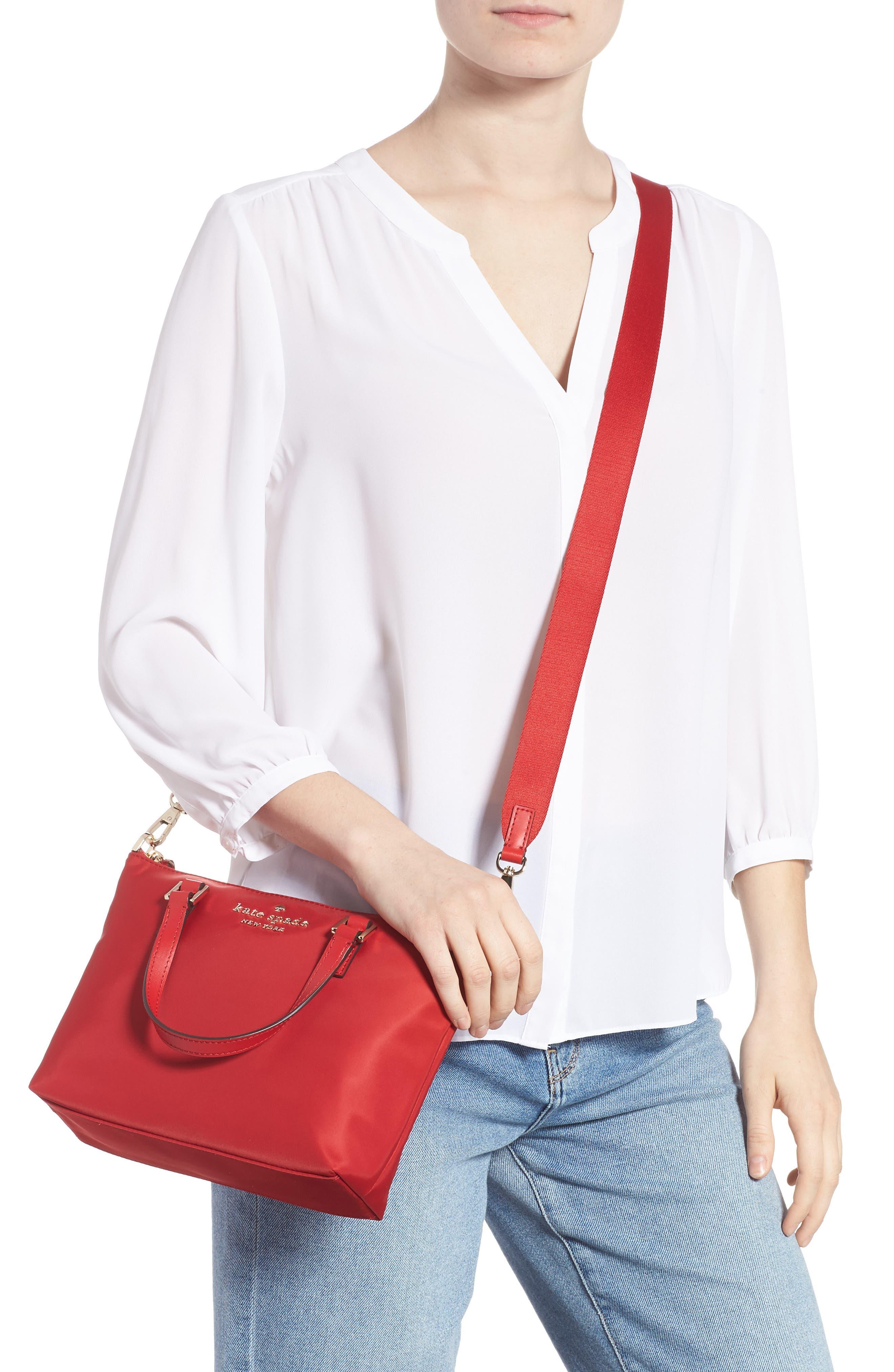 ,                             watson lane - lucie nylon crossbody bag,                             Alternate thumbnail 22, color,                             601