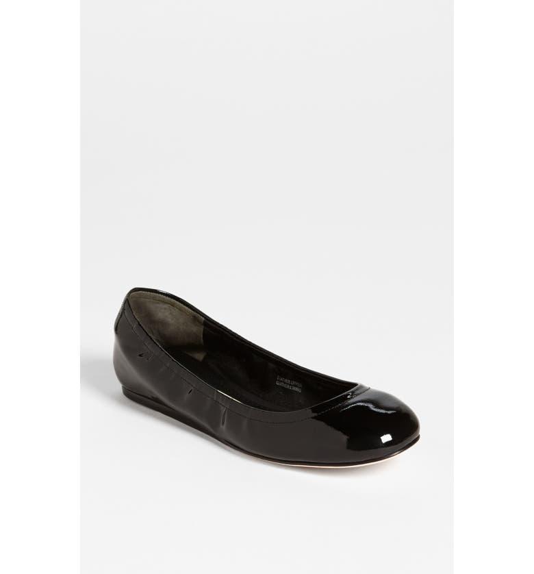 VERA WANG Footwear 'Lillian' Flat, Main, color, 005