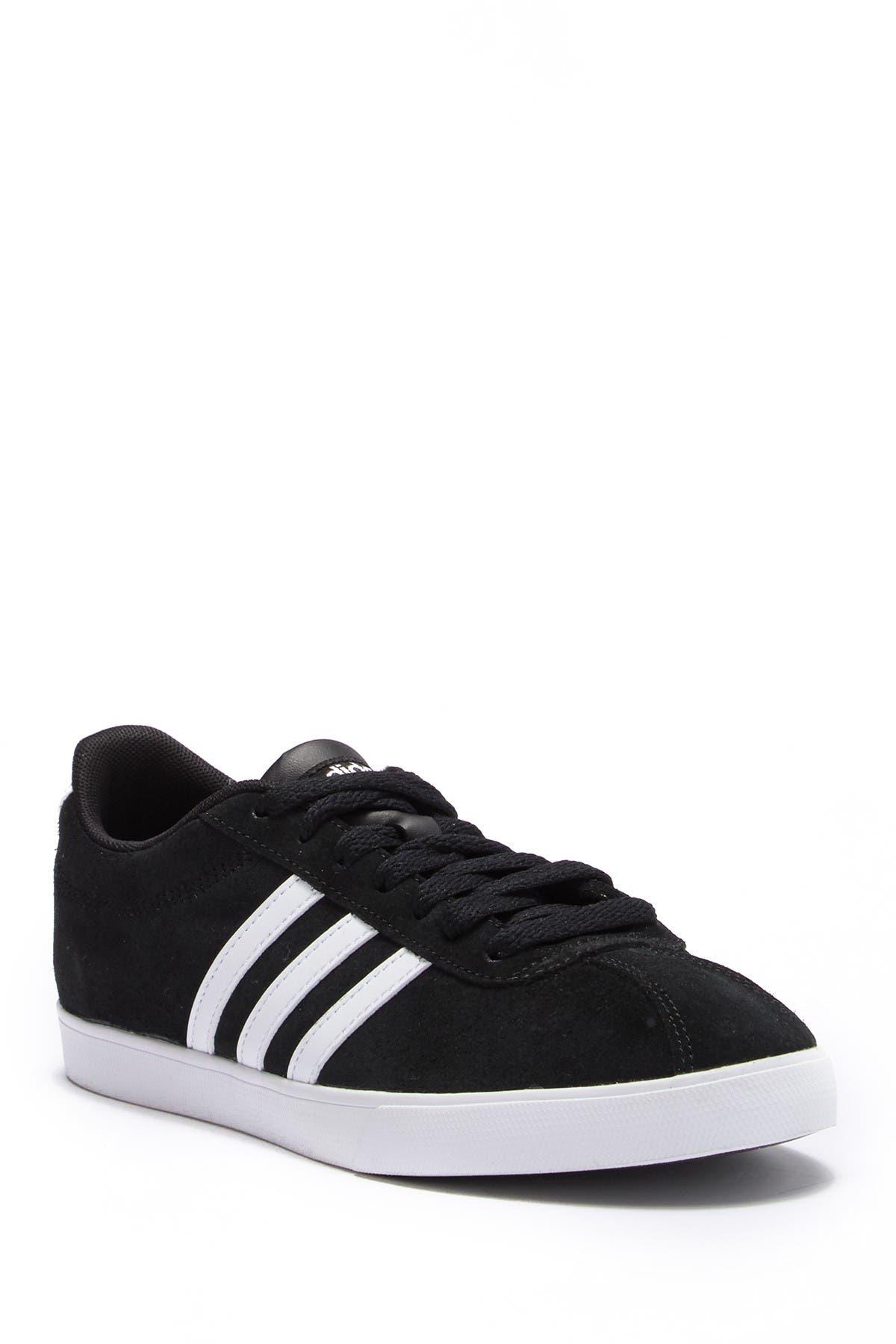 adidas   Courtset Suede Sneaker