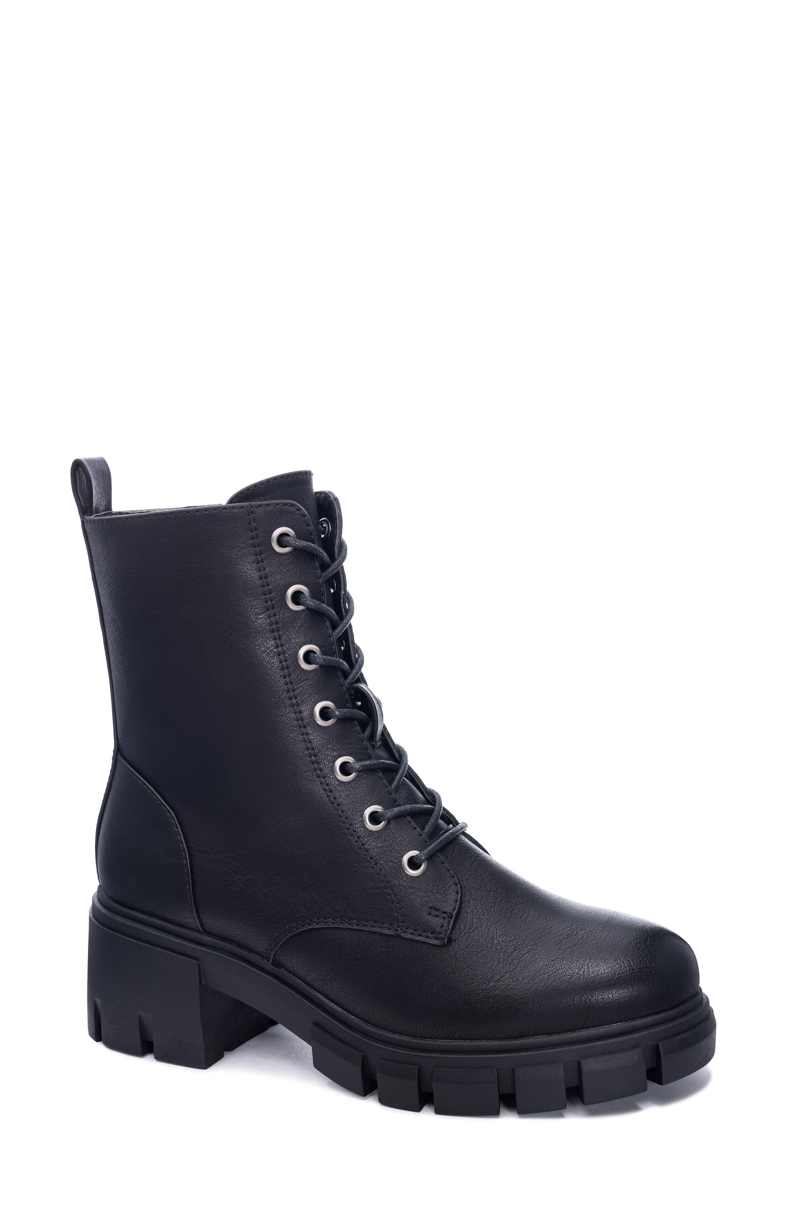 Newz Combat Boot