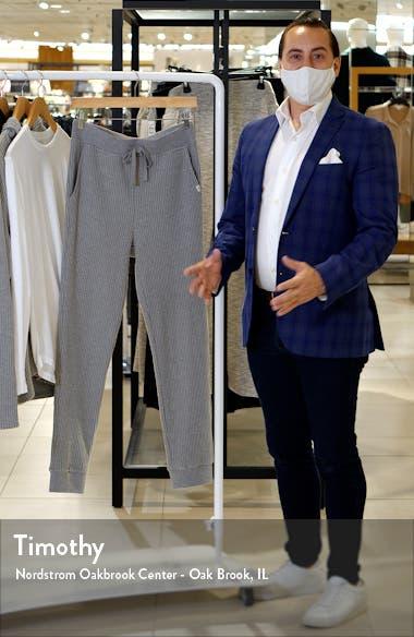 Glover Thermal Knit Pajama Pants, sales video thumbnail