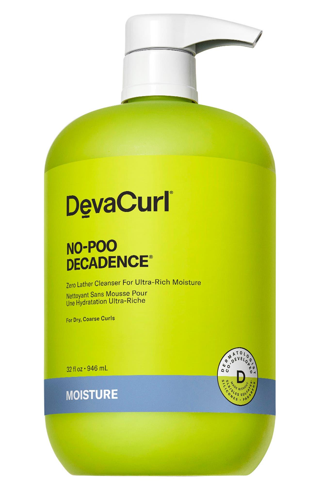 Jumbo No-Poo Decadence Zero-Lather Cleanser