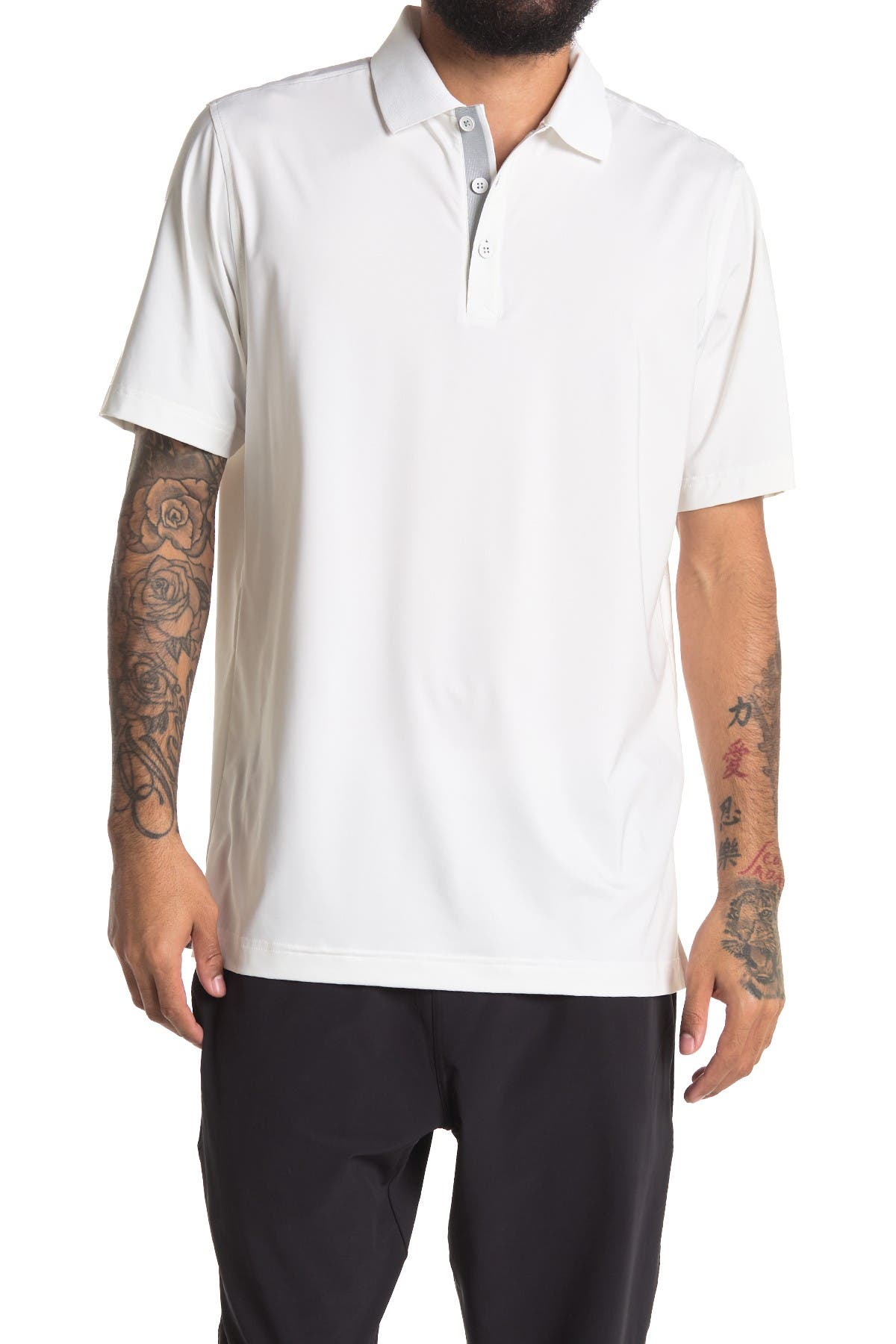 Image of Adidas Golf Adipure Essential Polo