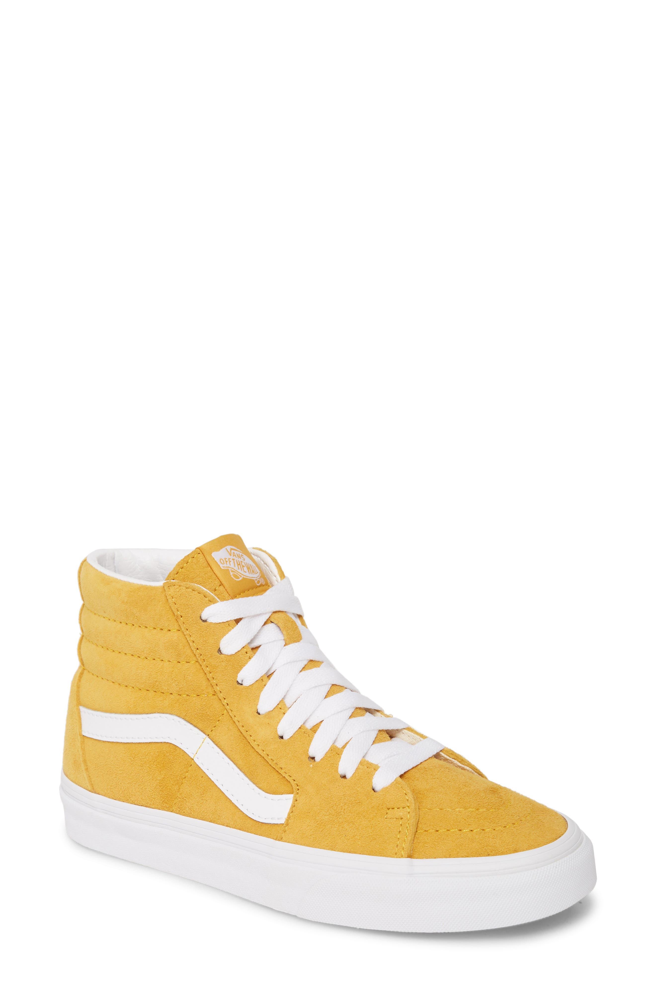 Vans Sk8-Hi Suede High Top Sneaker