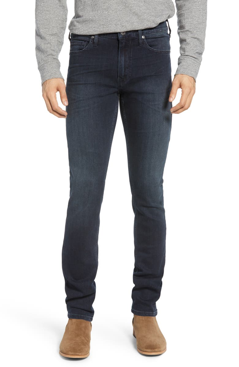 PAIGE Transcend - Lennox Slim Fit Jeans, Main, color, SETH