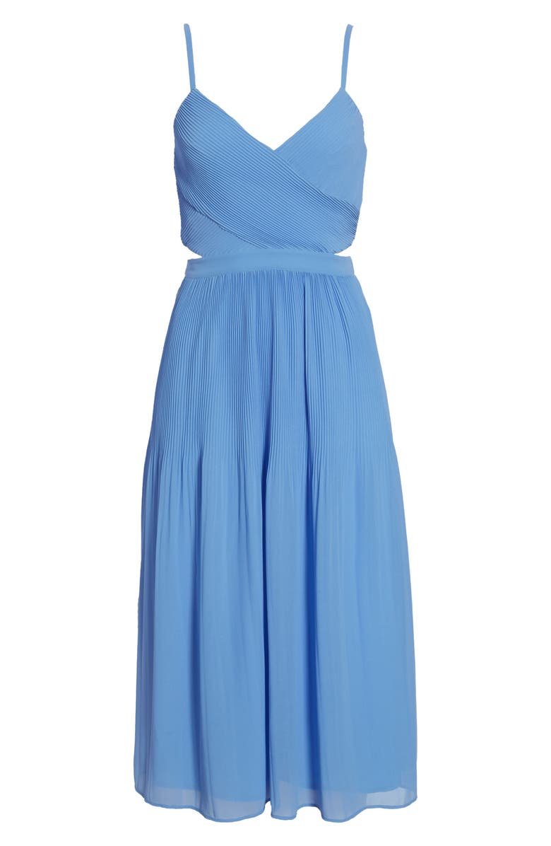 ALI & JAY For the Gram Chiffon Midi Dress, Main, color, 404