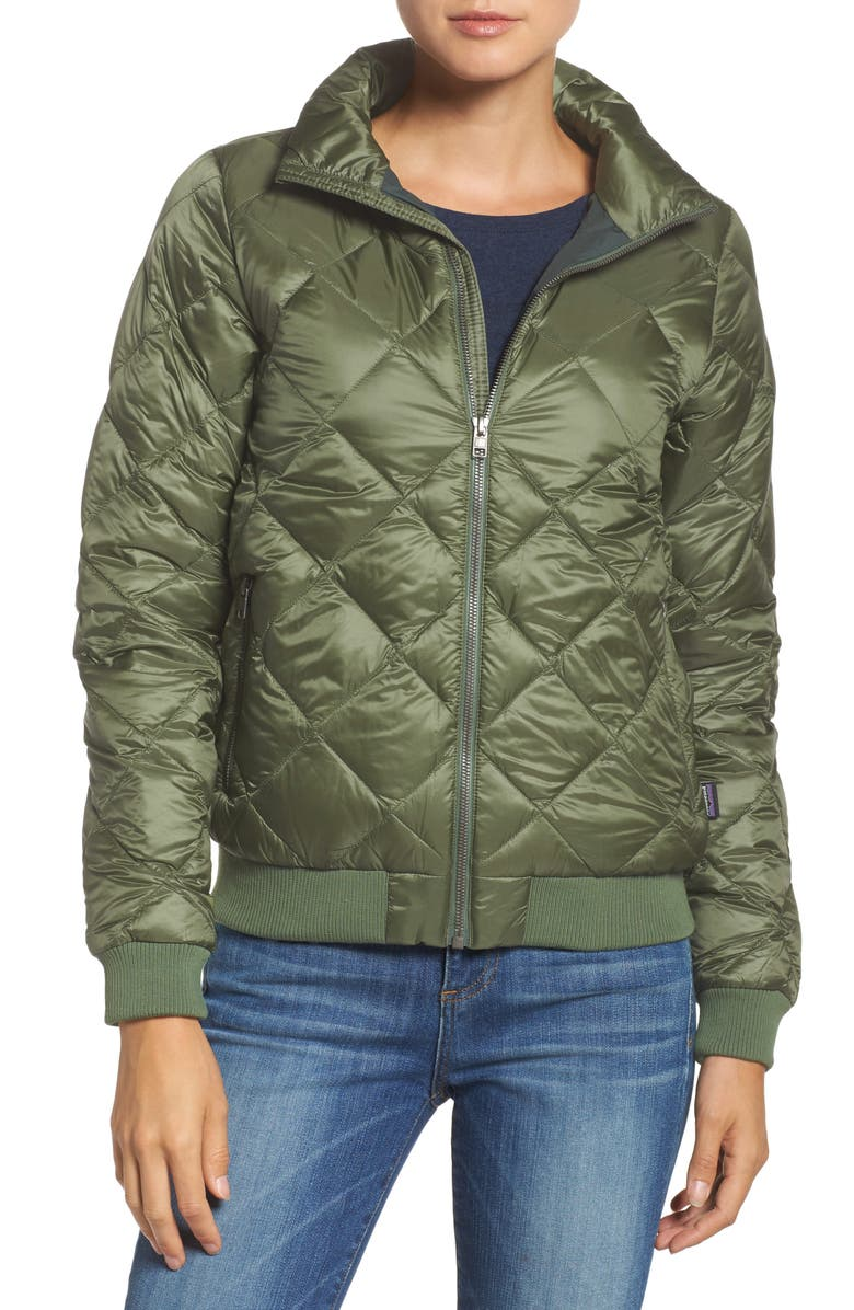 Patagonia Prow Down Bomber Jacket Nordstrom
