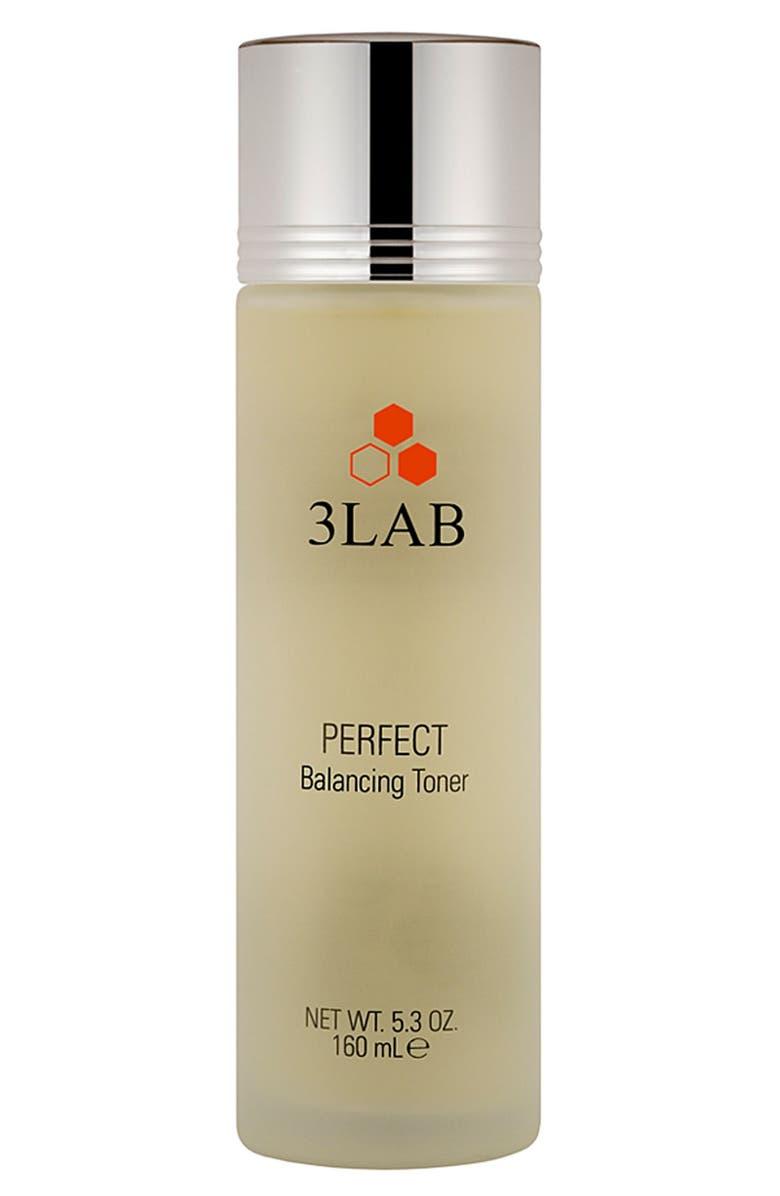 3LAB Perfect Balancing Toner, Main, color, NO COLOR