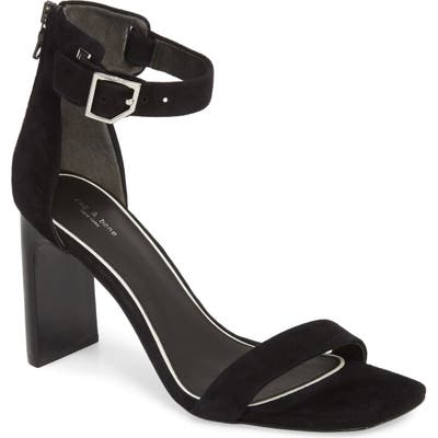 Rag & Bone Ellis Ankle Strap Sandal, Black